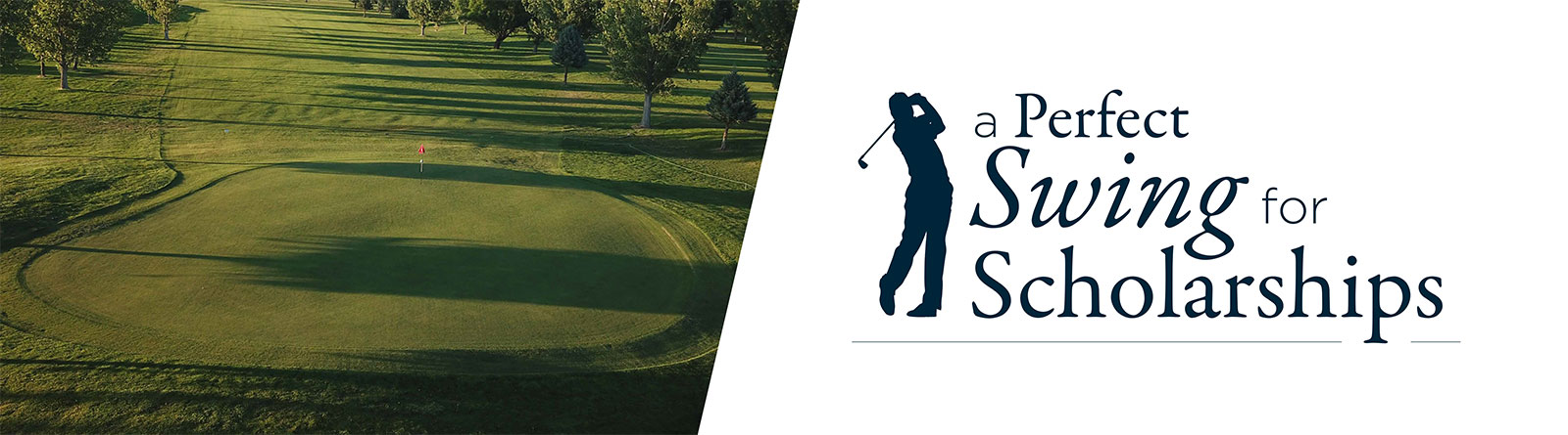 A Perfect Swing for Scholarships